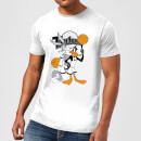 T-Shirt Homme Bugs et Daffy Time Squad Space Jam - Blanc