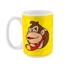 Donkey Kong Country: Tropical Freeze + Donkey Kong Tall Mug