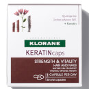 Klorane KERATINcaps Hair and Nails Dietary Supplements - 30 Capsules