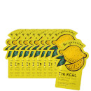 TONYMOLY I'm Real Sheet Mask Set of 10 - Lemon (Worth $30)