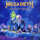 Megadeth - Rust In Peace 12 Inch LP