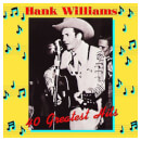 Hank Williams - 40 Greatest Hits - Vinyl