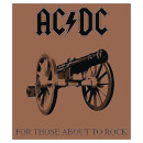 AC/DC - For Those About To Rock We Salute You - Vinyl