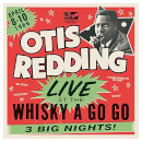 Otis Redding - Live At The Whiskey A Go Go - Vinyl