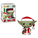 Star Wars Holiday - Santa Yoda Pop! Vinyl Figur
