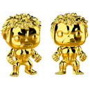 Marvel MS 10 Hulk Gold Chrome Pop! Vinyl Figure