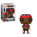 Figurine Pop! Spider Man Animé Miles avec Cape Marvel