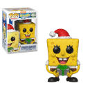 Nickelodeon Spongebob Squarepants Holiday Pop! Vinyl Figure