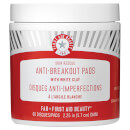 First Aid Beauty Skin Rescue Anti-Breakout Pads with White Clay
