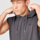 Myprotein Form Sleeveless Hoodie - Slate - S