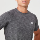Performance T-Shirt - Charcoal Marl - XS - Black Marl