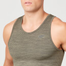 Seamless Tank Top - Light Olive - S