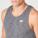 Performance Tank Top - Charcoal Marl - S