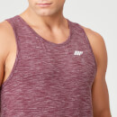 Performance Tank Top - Burgundy Marl - S