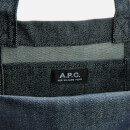 A.P.C. Women's Laure Tote Bag - Indigo