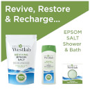 Westlab Reviving Bath Soak with Pure Epsom Salt Minerals 400 ml