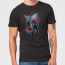 Ant-Man And The Wasp Particle Pose Men's T-Shirt - Black