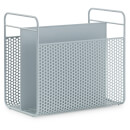 Normann Copenhagen Analog Magazine Rack - Blue Grey