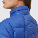 Barbour Women's Bernera Quilt Jacket - Seablue/Navy
