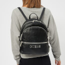 e38ca8d21a1 Guess Women's Manhattan Large Backpack - Black Womens Accessories ...
