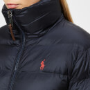 Polo Ralph Lauren Women's Flag Down Jacket - Navy
