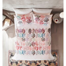 Ted Baker Sea of Clouds Duvet Cover - Pink