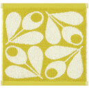 Orla Kiely Acorn Cup Towels - Dandelion (Pack of 2)