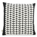 Orla Kiely Linear Early Bird Cushion - Pale Rose