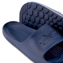 Crosshatch Men's Oreti Sliders - Coastal Fjord