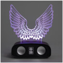 Sound Reactive Speaker - Wings