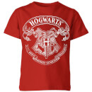 Harry Potter Hogwarts Crest Kids' T-Shirt - Red