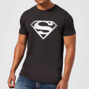 DC Originals Superman Spot Logo Men's T-Shirt - Black