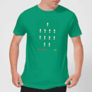 Fooseball Deutschland Men's T-Shirt - Kelly Green