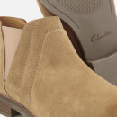 Clarks Women's Demi Beat Suede Ankle Boots - Sand