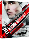 Mission Impossible 4K Ultra HD (avec Version 2D) - Steelbook Exclusif Limité pour Zavvi (Édition UK)
