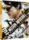 Mission Impossible Rogue Nation 4K Ultra HD (avec Version 2D) - Steelbook Exclusif Limité pour Zavvi (Édition UK)