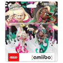 Off the Hook Set (Pearl + Marina) amiibo (Splatoon Collection)