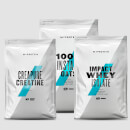 Myprotein Muscle & Strength Essentials - Vanilla - Vanilla