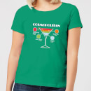 Infographic Cosmopolitan Women's T-Shirt - Kelly Green