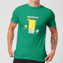 Infographic Screwdriver Men's T-Shirt - Kelly Green