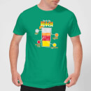 Infographic Sex On The Beach Men's T-Shirt - Kelly Green