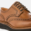 Church's Men's Tewin Leather Brogues - Chestnut