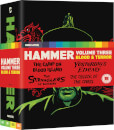 Hammer Vol 3 - Blood And Terror - Limited Edition