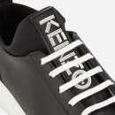 KENZO Women's K-City Trainers - Black