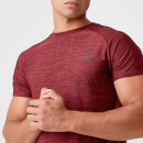Myprotein Dry-Tech Infinity T-Shirt - Red Marl - S