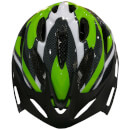 Coyote Sierra Dial Fit Adult Cycling Helmet - Green