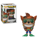 Figurine Pop! Crash Avec Scuba Crash Bandicoot