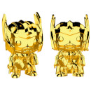 Marvel MS 10 Thor Gold Chrome Pop! Vinyl Figure