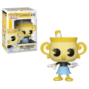Cuphead Ms. Chalice Pop! Vinyl Figure