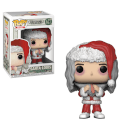 Trading Places Santa Louis with Salmon Pop! Vinyl Figure